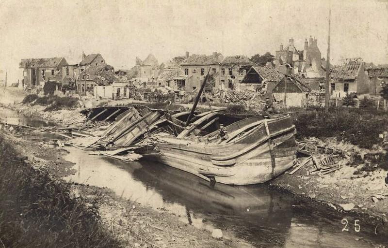 1916 : Les photos allemandes de Lens dans Histoire 1418-7
