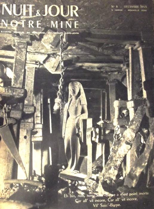 SB002 dans La Mine