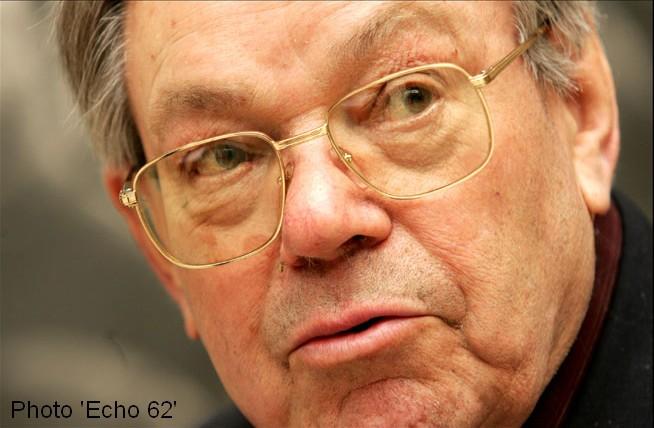 Une légende lensoise et syndicale disparaît : Marcel Barrois dans Informations barrois