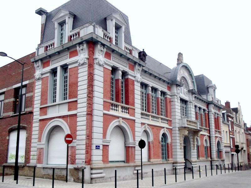 La Maison Syndicale de Lens dans Histoire msaujourdhui