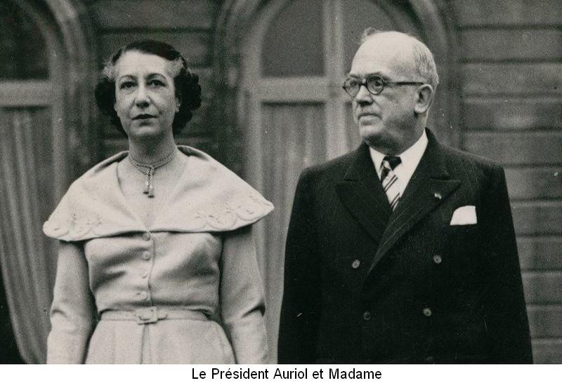 15 Juin 1952 : Madame Auriol à Lens dans Histoire auriol101
