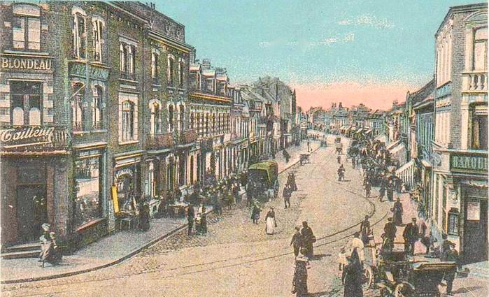 ''Le Boulevard'' dans Histoire bb001