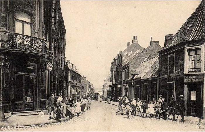 La Rue de Lille dans Histoire rl001