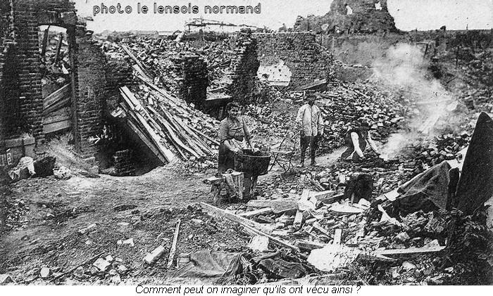 034 2 lensois dans les ruines
