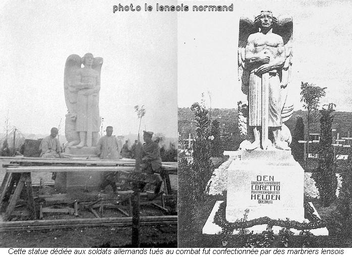 034 statue allemande